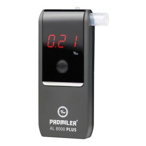 Sentech - promiler Alkomat al-8000 plus+ za darmo 12 lub 24 miesiące kalibracji + dodatkowe ustniki