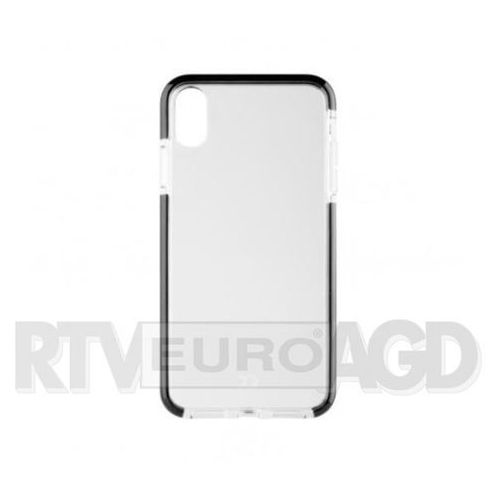 Xqisit Mitico Bumper iPhone Xr (clear/black) (4029948077390)