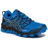 Asics Buty - gel-fujitrabuco 7 g-tx gore-tex 1011a209 electric blue/black 400