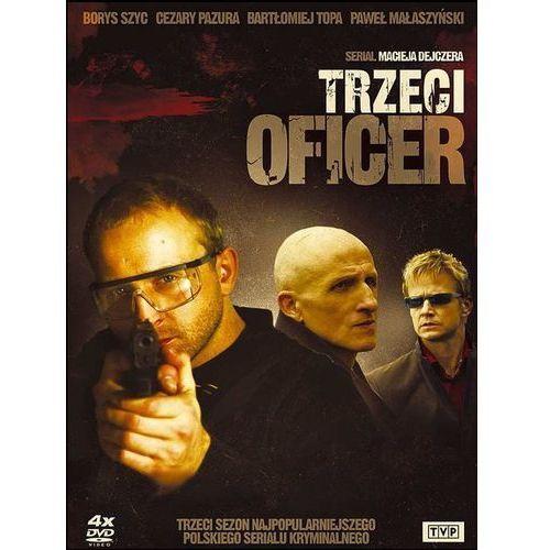 OKAZJA - Trzeci oficer (4DVD) - Wojciech Tomczyk - produkt z kategorii- Seriale, telenowele, programy TV