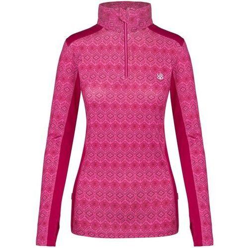 Loap Koszulka termoaktywna damska Różowa S