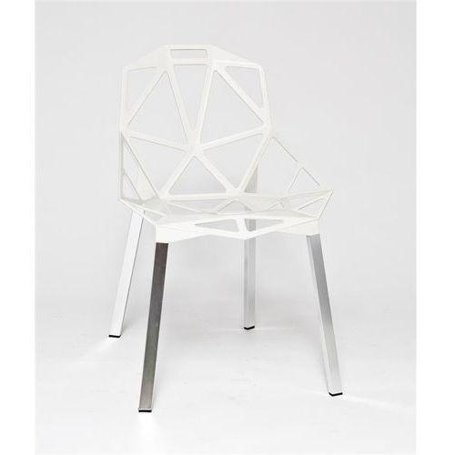 0736 krzesło gap białe marki D2