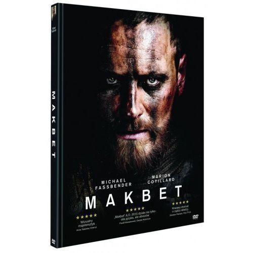 Best film Makbet - mcd. darmowa dostawa do kiosku ruchu od 24,99zł (9788364076404)