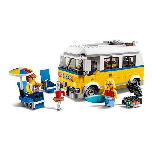 31079 VAN SURFERÓW (Sunshine Surfer Van) KLOCKI LEGO CREATOR