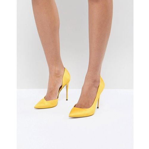 alexandra court shoe - yellow marki Miss kg
