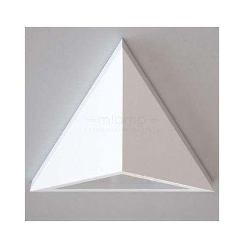 Lampa ścienna serisa 1404/a1/m6/kolor/4000k trójkątna oprawa led 4,5w kinkiet marki Cleoni