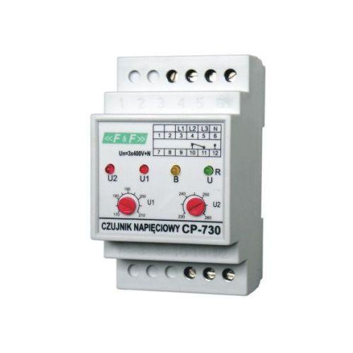Przekaźnik napięciowy CP-730 F&F