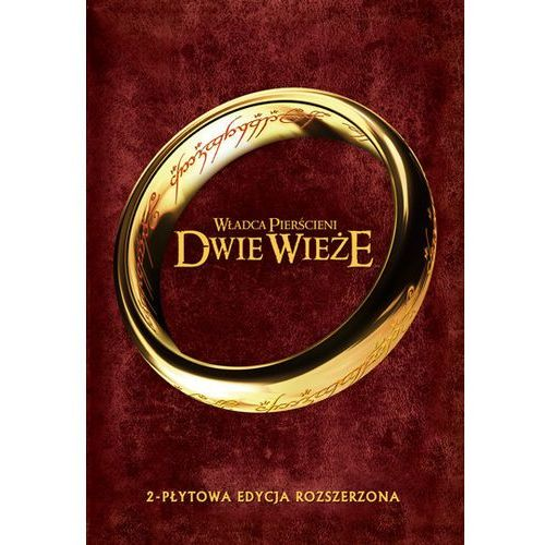 Władca Pierścieni: Dwie Wieże - Edycja Rozszerzona (2 DVD) (7321909323766)
