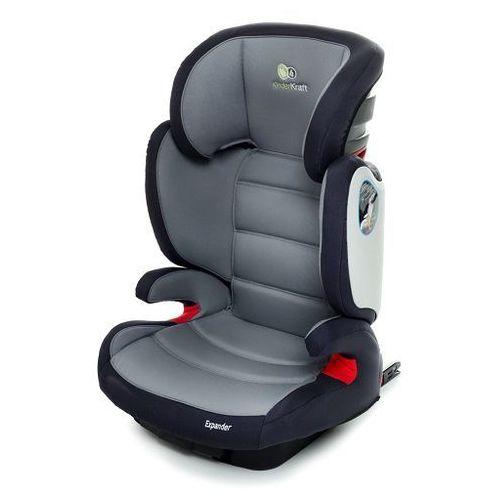 Kinderkraft Fotelik samochodowy  expander isofix (2 kolory)