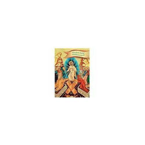 Edycja św. pawła Karnet z kopertą wielkanoc 3
