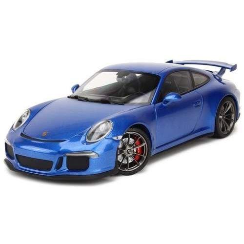 Minichamps Porsche 911 gt3 (991) 2013 (blue metallic)