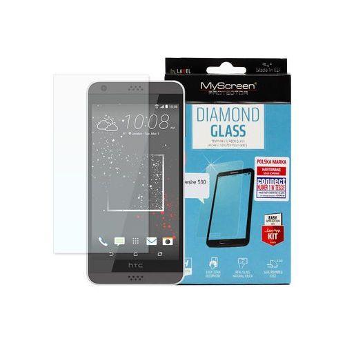 Htc desire 530 - szkło hartowane diamond glass marki Myscreen protector