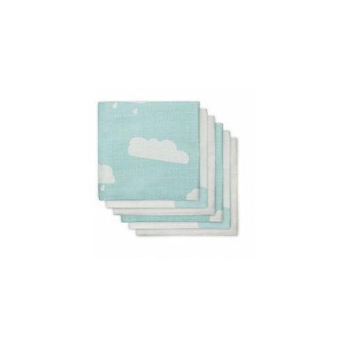Otulacze �rednie 70x70cm Jollein (mi�towe niebo), 535-849-65055
