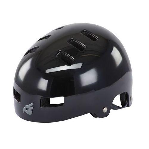 super bold kask rowerowy czarny 60-62 cm 2018 kaski bmx i dirt marki Bluegrass