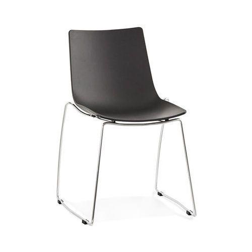 Kokoon design Krzesło tikada czarny