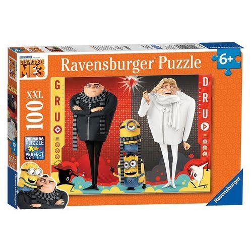 puzzle minionki jak ukraść księżyc 3 (100 elementów) marki Ravensburger