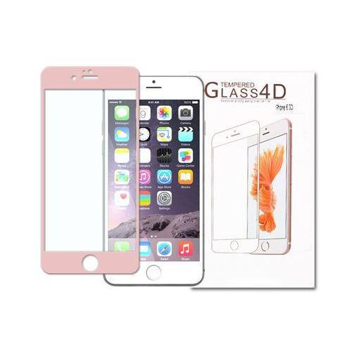 Apple iphone 6s plus - szkło hartowane 3d - różowy marki Etuo.pl - szkło