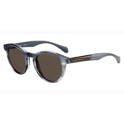 Okulary słoneczne boss 0912/s polarized 1jx/sp marki Boss by hugo boss