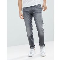 Esprit slim fit jeans in grey wash - grey