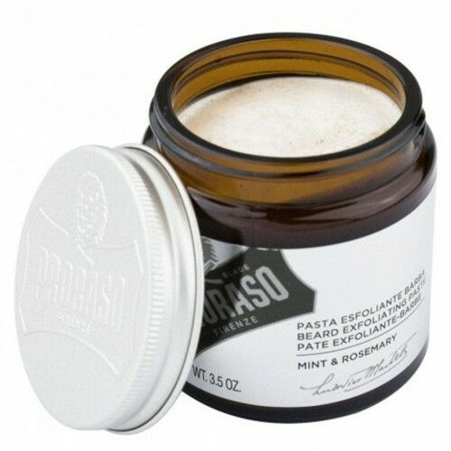 Proraso Beard Exfoliating Paste Mint And Rosemary (100 ml)