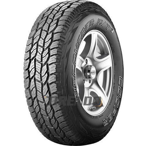 Opona Cooper DISCOVERER AT3 4S 265/70R17 115T, DOT 2018 (0029142908661)