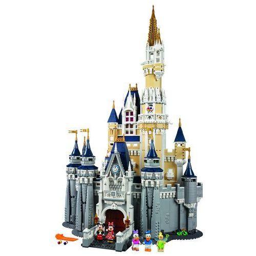 Lego DISNEY Disney zamek 71040 - BEZPŁATNY ODBIÓR: WROCŁAW!. Najniższe ceny, najlepsze promocje w sklepach, opinie.