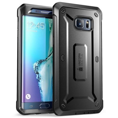 Supcase Unicorn Beetle Pro Black | Obudowa dla modelu Samsung Galaxy S6 Edge Plus