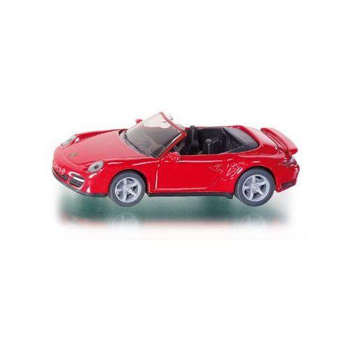 Zabawka SIKU Porsche 911 Turbo Cabrio