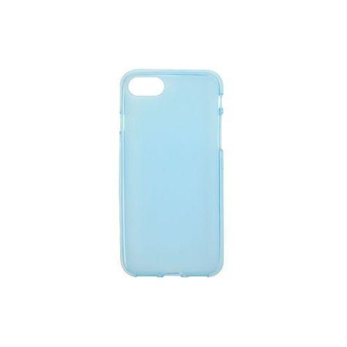 Apple iphone 7 - etui na telefon flexmat case - niebieski marki Etuo flexmat case