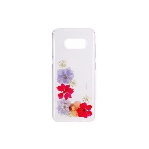 Futerał Back Case Real Flower Amelia Samsung S8 Plus G955, FLA000008