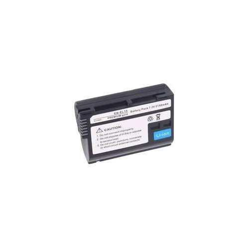 Akumulator EN-EL15 z Chipem 2150mAh (Nikon) - soft 75%, kup u jednego z partnerów