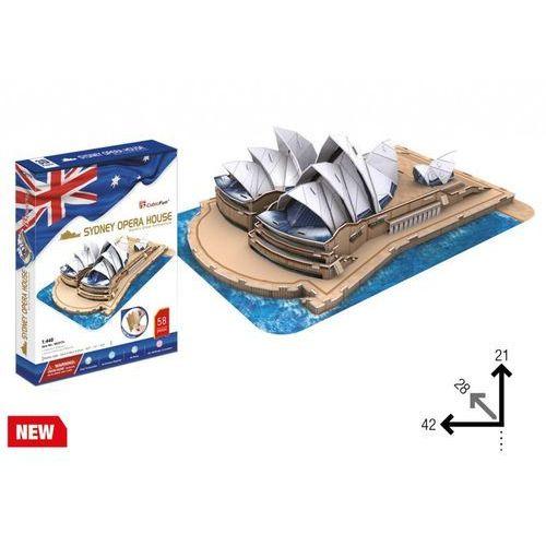 PUZZLE 3D Opera Sydney zestaw XL, CUB20217