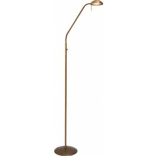 Steinhauer  mexlite lampa stojąca led brązowy, 1-punktowy - nowoczesny - obszar wewnętrzny - mexlite - czas dostawy: od 8-12 dni roboczych (8712746096361)