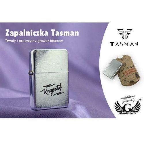 Zapalniczka Tasman Brushed Chrome