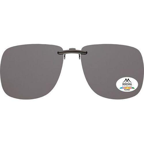 Montana collection by sbg Okulary słoneczne c11 clip on polarized no colorcode