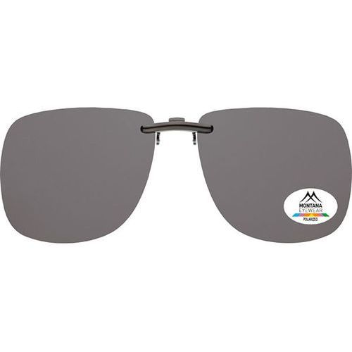 Okulary słoneczne c11 clip on polarized no colorcode marki Montana collection by sbg