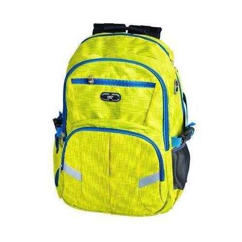 Spokey Plecak szkolno-sportowy  837995 żółty (5901180379953)