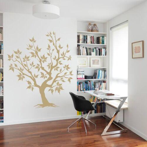 Wally - piękno dekoracji Szablon malarski 02x 25 drzewo 1933