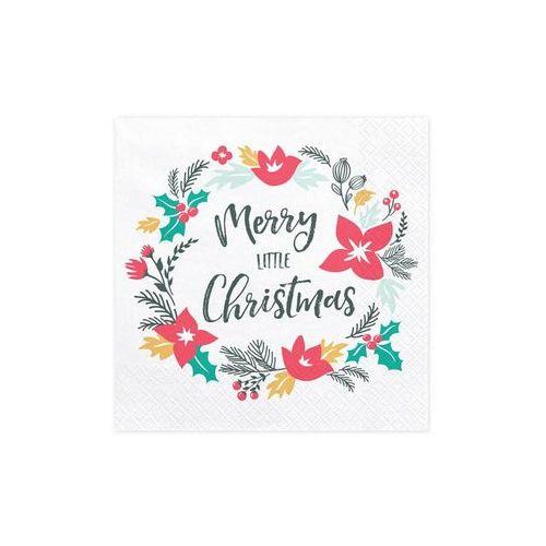 Serwetki Merry Little Christmas - 33 cm - 20 szt.