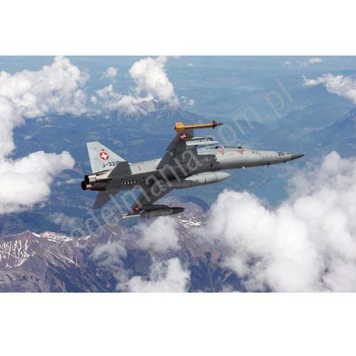 Samolot myśliwski Northrop F-5 F Tiger Ll Italeri 1382 (8001283013826)