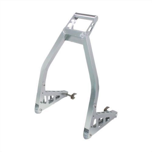 Proplus  aluminiowy stojak pod motocykl do tylnego koła