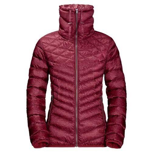 Kurtka richmond hill jacket women - dark red marki Jack wolfskin