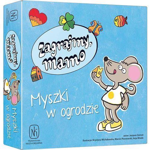 Gra Myszki w ogrodzie - DARMOWA DOSTAWA OD 199 ZŁ!!!