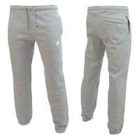 Nike Spodnie meskie bawelniane nsw pant cf flc club 804406 063