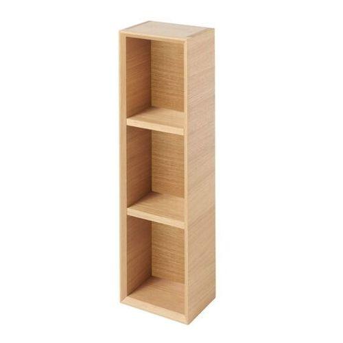 Szafka wisząca GoodHome Avela 20 cm z 3 półkami drewno (5059340017860)