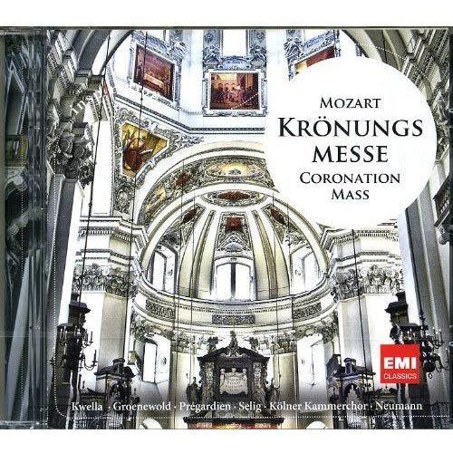 KROENUNGMESSE (CORONATION MASS) - Neumann (Płyta CD) (5099943362721)