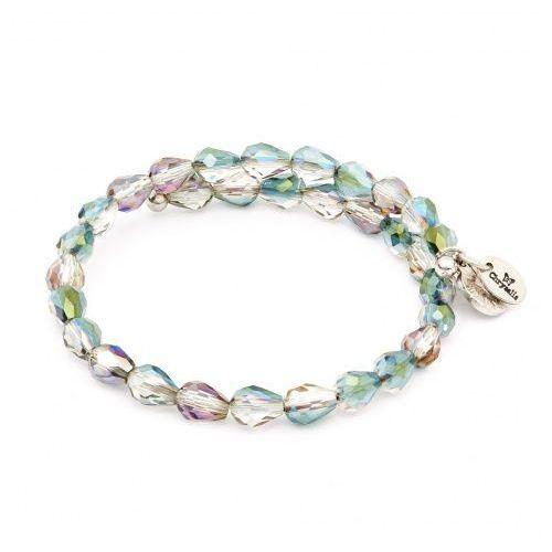 Biżuteria Chrysalis Bransoletka Gaia Rain Blue CRBW0017SPblab (5052469177248)