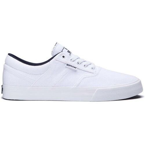 Buty - cobalt white-white (101) rozmiar: 44, Supra