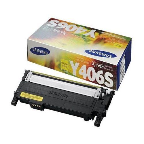 HP Inc. Samsung CLT-Y406S Yellow Toner, 1_615693
