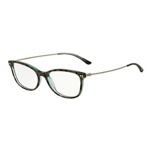 Giorgio armani Okulary korekcyjne  ar7084f asian fit 5433